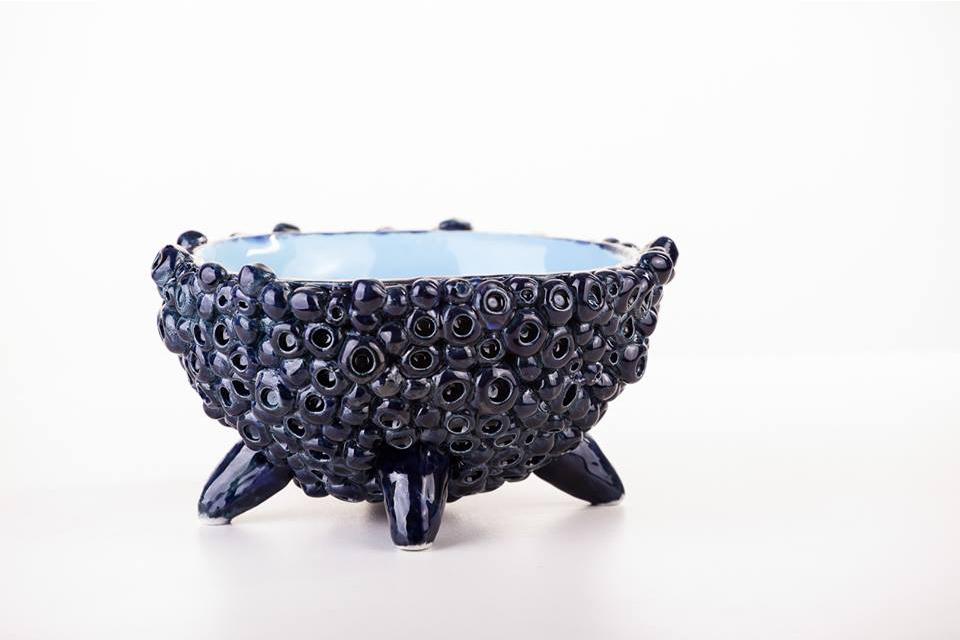Burbulinis indas Murdeko keramikos pamokos