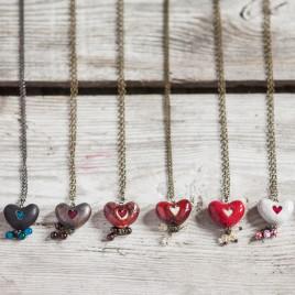 Širdelės formos pomanderiai