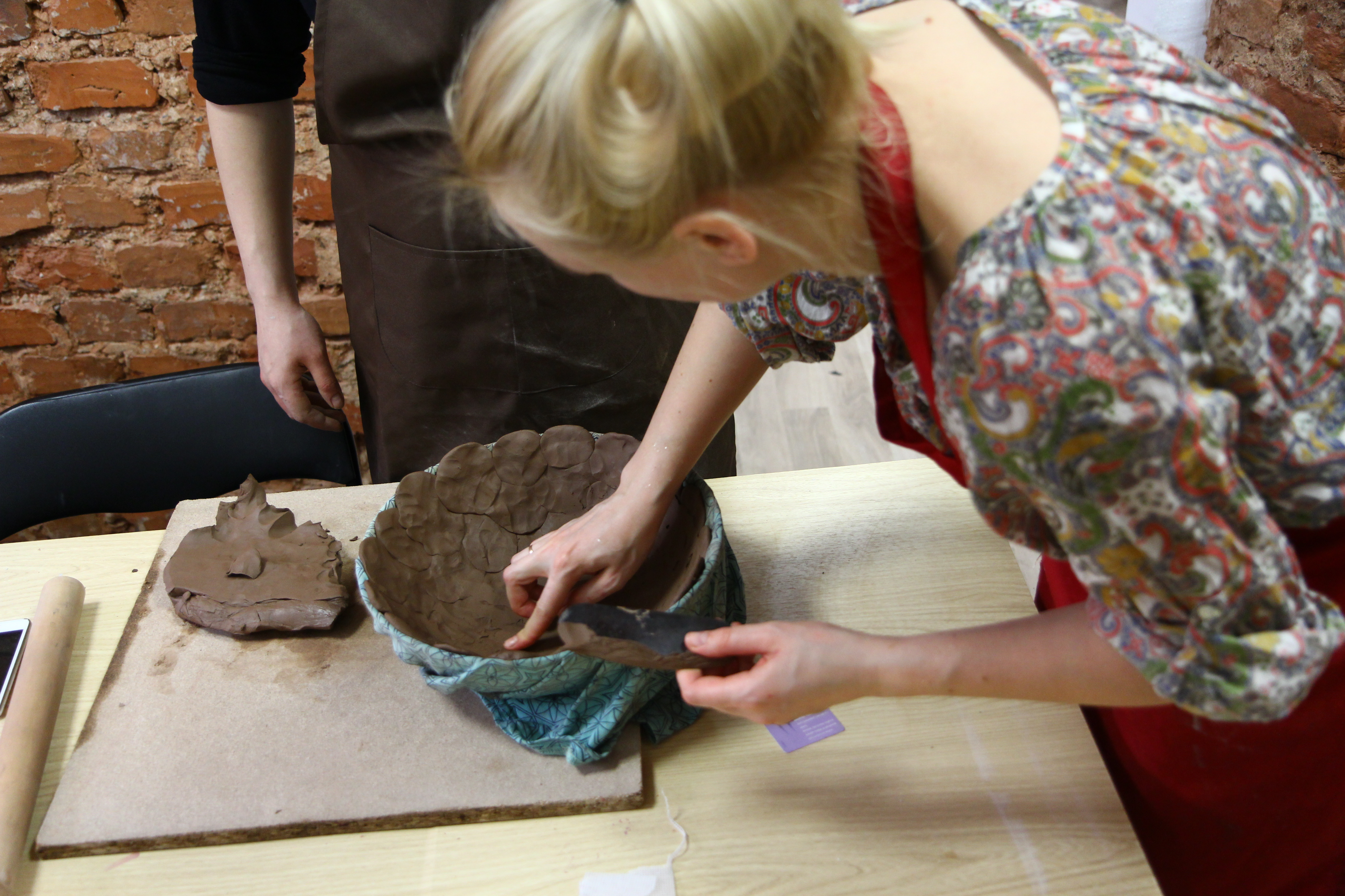 Keramikos pamokos suaugusiems